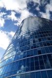 现代大厦的商业 免版税图库摄影