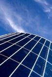 现代大厦的圆顶 免版税库存图片