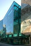 现代大厦的城市 免版税图库摄影