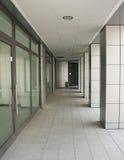 现代大厦的详细资料 图库摄影