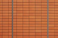 现代大厦的门面 免版税库存图片