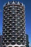 现代大厦,墨尔本,澳大利亚 免版税图库摄影