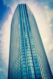 现代建筑世界贸易中心 库存图片