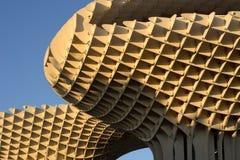 现代建筑学在塞维利亚 库存照片