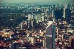现代建筑学,营业所大厦,都市风景背景 塔旅行孪生的首都吉隆坡马来西亚 都市摩天大楼 现代的城市 财务 库存照片