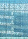 现代建筑结构 库存图片