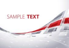现代形状技术 免版税库存照片