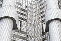 现代抽象结构 库存照片