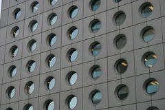 现代摩天大楼 库存照片