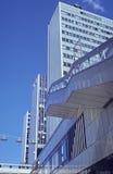 现代斯德哥尔摩 免版税库存照片