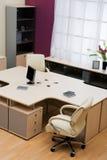现代新的办公室 免版税库存照片