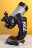 现代望远镜 免版税库存图片