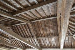 现代木屋顶 库存照片