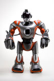 现代机器人 图库摄影
