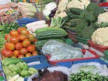 现代杂货市场在Serpong 库存照片