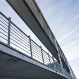 现代桥梁柏林 库存图片
