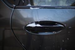 现代汽车外部 免版税库存照片