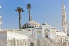 现代清真寺 免版税库存图片