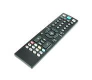现代电视遥控 免版税库存图片