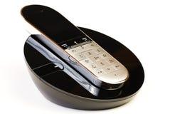 现代电话 免版税库存照片