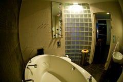 现代的卫生间 免版税库存照片
