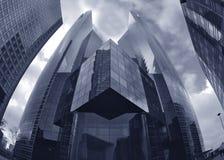 现代的大厦 免版税图库摄影
