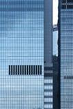 现代的大厦 库存图片