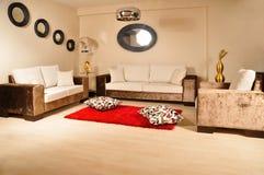 现代的家具 库存照片