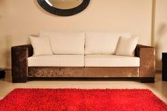 现代的家具 免版税库存照片