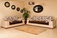 现代的家具 库存图片