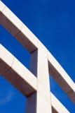 现代的建筑设计 免版税库存图片