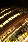 现代的建筑 免版税图库摄影
