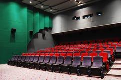 现代的戏院 免版税图库摄影