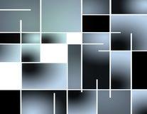现代的抽象派 库存例证