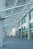现代的拱廊 库存图片