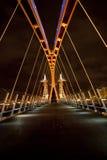 现代的桥梁 库存照片