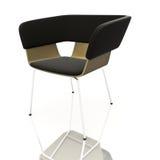 现代的椅子 免版税库存图片