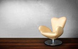 现代的椅子 库存照片
