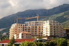 现代的楼房建筑 免版税库存照片