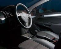 现代的汽车 免版税图库摄影