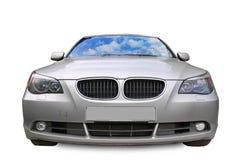 现代的汽车 免版税库存照片