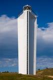 现代的灯塔 库存图片