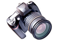 现代的照相机 库存照片