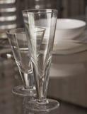 现代的玻璃 库存图片