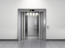 现代的电梯