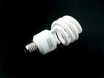 现代的电灯泡 库存照片