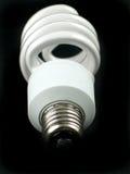 现代的电灯泡 免版税库存图片