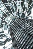 现代的结构 免版税图库摄影