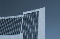 现代的结构 免版税库存图片