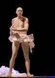 现代的舞蹈 库存图片